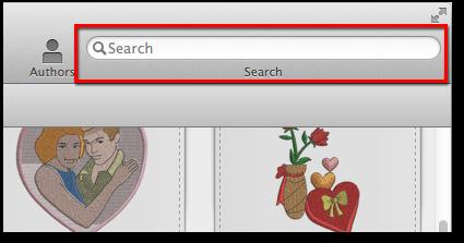 Search designs